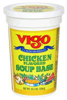 Vigo Chicken Flavored Soup Base, 10.5 oz Jars, 6 pk
