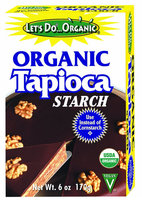 Let's Do Organic Organic Tapioca, 6 oz, 6 pk