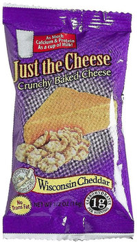 Just the Cheese Mini Snacks, 16 pk