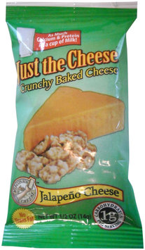 Just the Cheese Mini Round Snacks, 16 pk