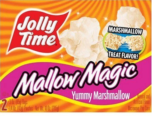 Jolly Time Marshmellow Microwave Popcorn, 12 pk