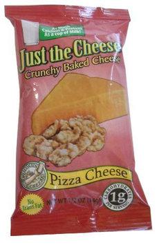 Just the Cheese Mini Round Snacks, 16 pk