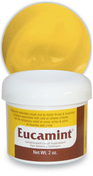 Botanic Choice Eucamint Camphorated Ointment, 4oz