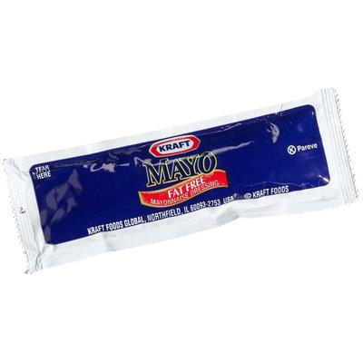 Kraft Fat-Free Mayo Packets, .4375 oz, 200 ct