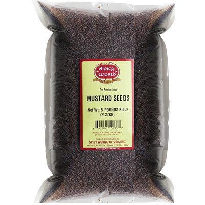Spicy World Mustard Seeds