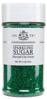 India Tree Sugar, Emerald City Green - 4 pk.