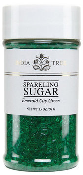 India Tree Sugar, Emerald City Green - 4 pk.