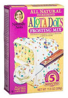 Naturally Nora A Lot'a Dots Frosting Mix - 6 pk.