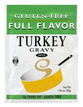 Full Flavor Foods Gluten-Free Turkey Gravy Mix - 6 pk.