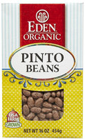 Eden Foods - Organic Dry Pinto Beans - 16 oz.