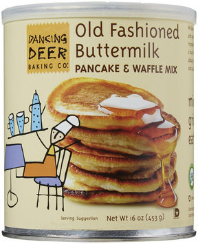 Old-Fashioned Buttermilk Pancake & Waffle Mix by Dancing Deer Baking Company