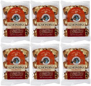 Almondina - The Original Almond Biscuits - 4 oz.