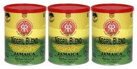 Reggie's Roast Negril Blend Whole Bean Coffee, 12 oz, 3 pk