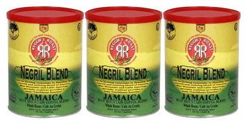 Reggie's Roast Negril Blend Whole Bean Coffee, 12 oz, 3 pk