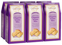 Garvey's Organic Traditional Scone Mix - 6 pk.