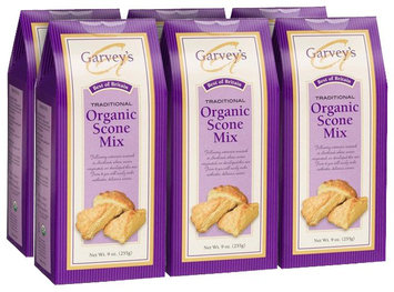 Garvey's Organic Traditional Scone Mix - 6 pk.