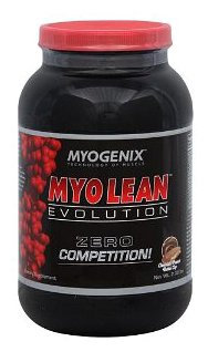 Myogenix Myo Lean Evolution, Chocolate Peanut Butter Cup, 2.38 lbs