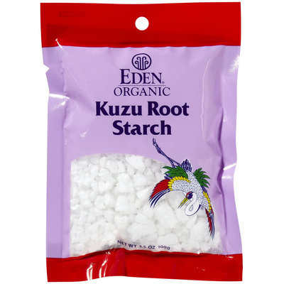 Eden Foods - Organic Kuzu Root Starch - 3.5 oz.