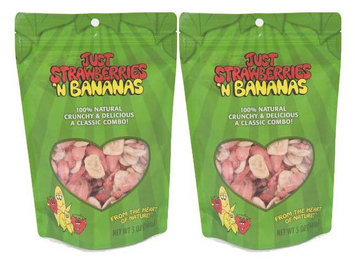Just Tomatoes Etc. Just Strawberries 'N Bananas - 5 oz