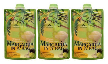 Lt. Blender Margarita in a Bag, 12 oz, 3 pk