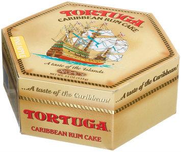 Tortuga Caribbean Rum Cake, Pineapple, 33 oz Box