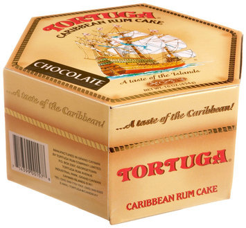 Tortuga 16 oz. Chocolate Rum Cake