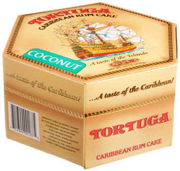 Tortuga Caribbean Coconut Rum Cake