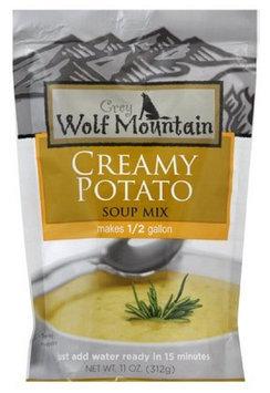 Grey Wolf Mountain Soup Creamy Potato, 11 oz, 6 pk