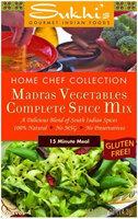 Sukhi's Gourmet Indian Foods, Madras Vegetable Spice Mix, 0.5 oz, 12 pk