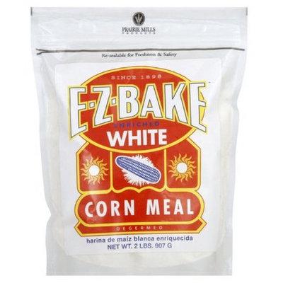 EZ Bake Enriched White Corn Meal, 2 lb, 6 pk