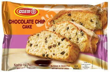 OSEM Chocolate Chip Cake, 8.8 oz, 9 pk