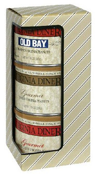 Virginia Diner Seasoned Triplet Variety, 10 oz Tins