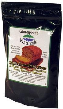 Gluten-Free Naturals Bread Flour, 16 oz, 6 pk