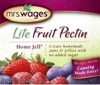 Mrs. Wages Lite Fruit Pectin, 1.75 oz, 12 pk
