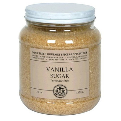 India Tree Vanilla Sugar