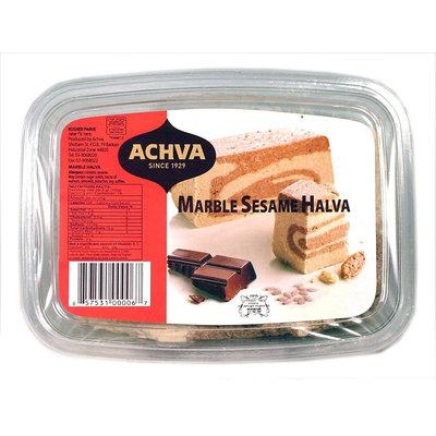 Achva Marble Sesame Halva, 16 oz, 12 pk