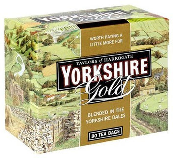 Taylors of Harrogate Yorkshire Gold Tea, 80 ct, 5 pk