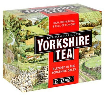 Taylors of Harrogate Yorkshire Tea, 80 ct, 5 pk