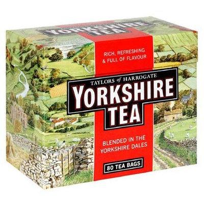 Taylors of Harrogate Yorkshire Tea, 80 ct, 5 pk