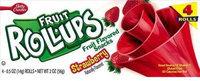 Betty Crocker® Fruit Roll-Ups™ Strawberry Fruit Flavored Snacks