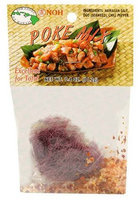 NOH Foods of Hawaii Poke Mix, 0.4 oz, 12 pk