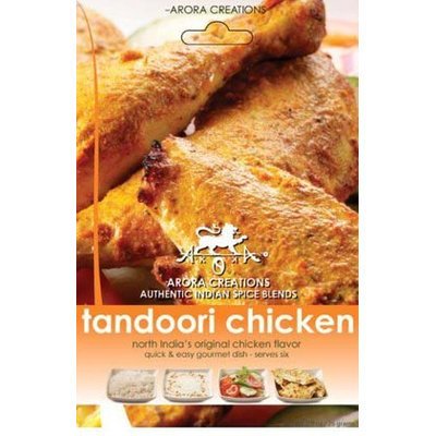 Arora Creations Tandoori Chicken Spice Blend, 0.9 oz Units, 12 pk