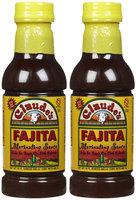Claude's Fajita Marinade Sauce, 16 oz, 2 pk