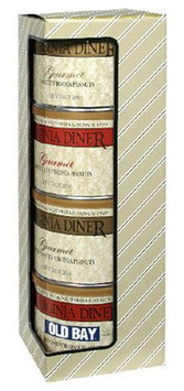 Virginia Diner Tower of Traditions, Set of Four