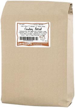 Larry's Beans Fair Trade Organic Coffee, Cowboy Blend, Whole Bean, 5-Pound Bag