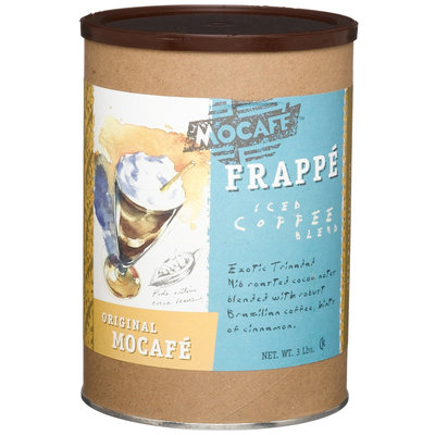 Innovative Beverage Coffee 3 Pound Can Of Original Mocafe
