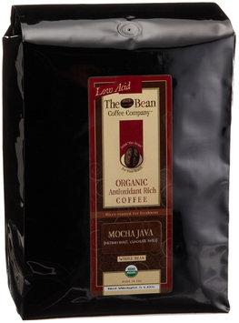 The Bean Coffee Company Mocha Java Organic Whole Bean Coffee, 5 lb Bags