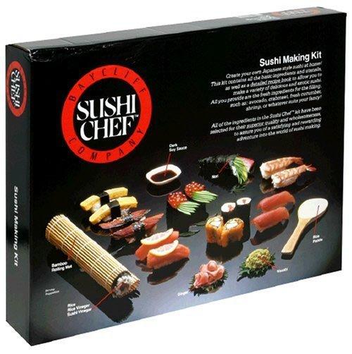 Sushi Chef 10-pc. Sushi Kit