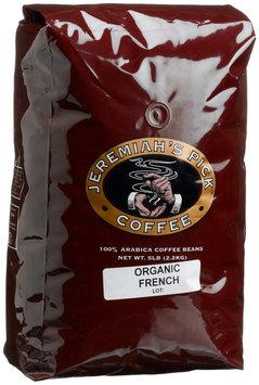 Jeremiah's Pick Coffee Jeremiahs Pick Coffee Organic French Roast Whole Bean Coffee