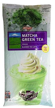 MOCAFE Matcha Green Tea Blended Tea Latte, 3 lbBag